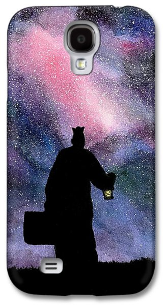It's A Sad And Beautiful World Galaxy S4 Case