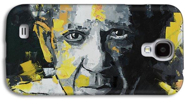Pablo Picasso Portrait Galaxy S4 Case