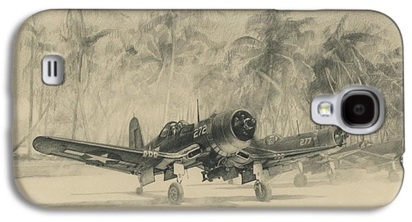 Pacific Corsairs Galaxy S4 Case by Wade Meyers