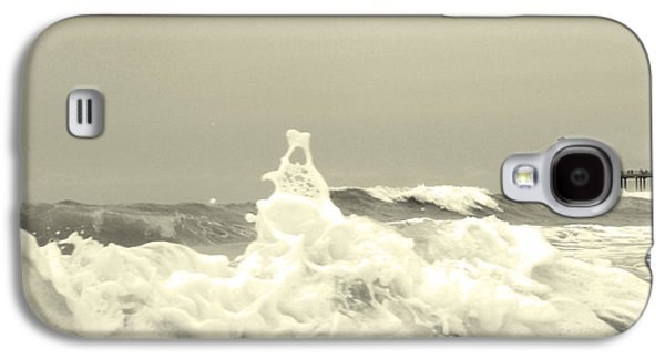Pacific Love Galaxy S4 Case by Suzette Kallen