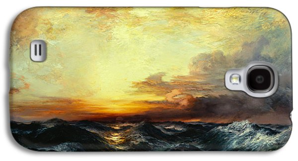 Pacific Sunset Galaxy S4 Case by Thomas Moran