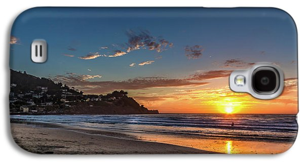 Pacifica Sunset Galaxy S4 Case