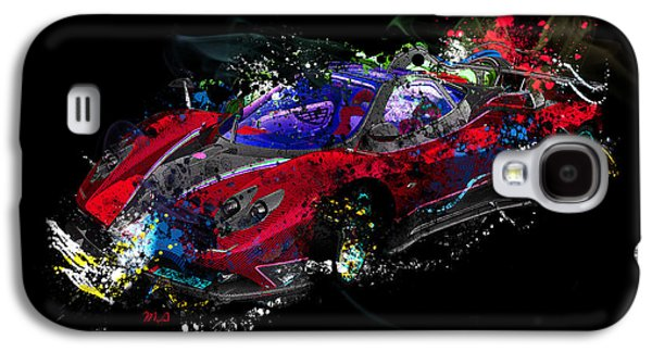 Pagani Galaxy S4 Case by Mark Ashkenazi