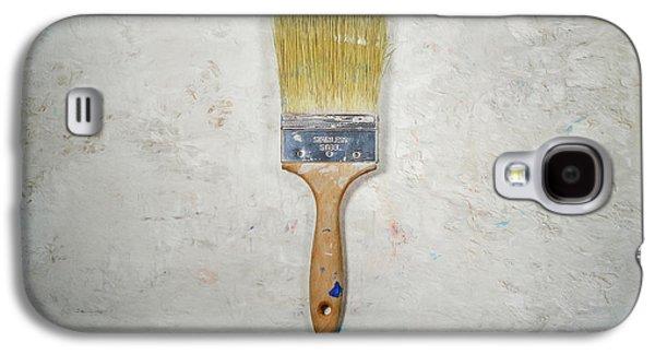 Paint Brush Galaxy S4 Case by Scott Norris