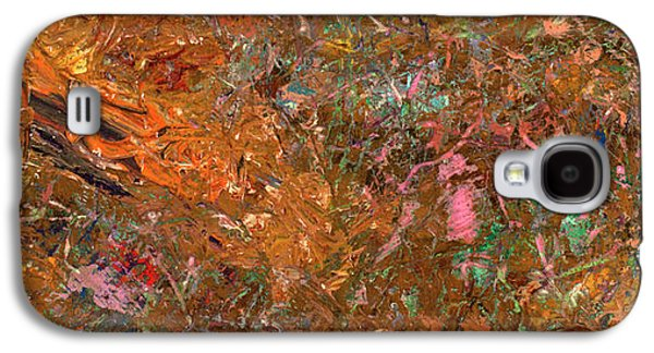 Paint Number 19 Galaxy S4 Case by James W Johnson