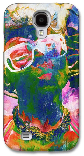 Paint Splash Pinup Art Galaxy S4 Case by Jorgo Photography - Wall Art Gallery