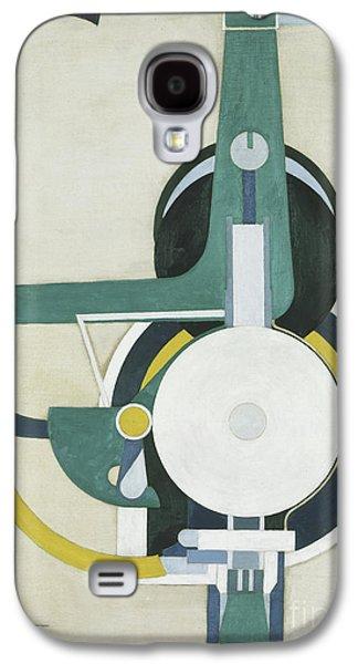 Painting Galaxy S4 Case by Morton Livingston Schamberg