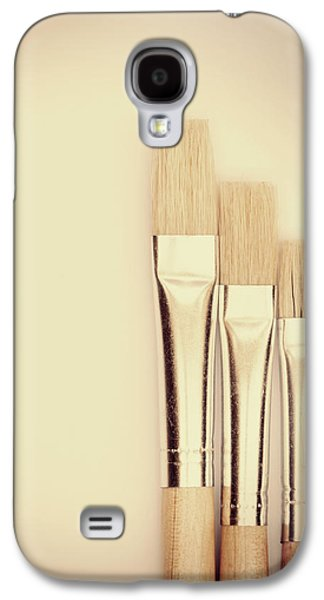 Painting Tools Galaxy S4 Case by Wim Lanclus