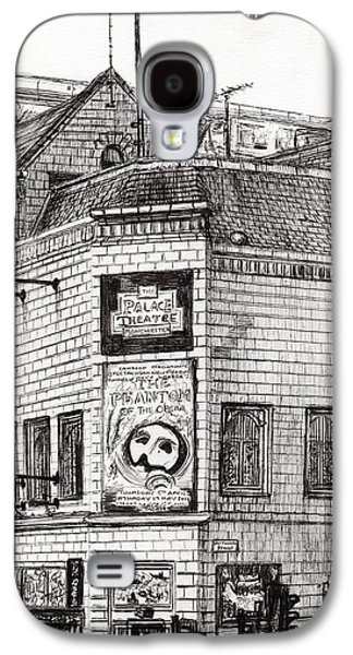 Palace Theater Manchester Galaxy S4 Case by Vincent Alexander Booth