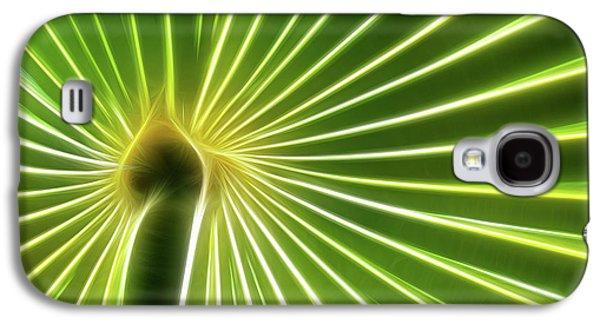 Palm Glow Galaxy S4 Case
