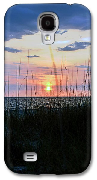 Galaxy S4 Case featuring the photograph Palm Island II by Anthony Baatz