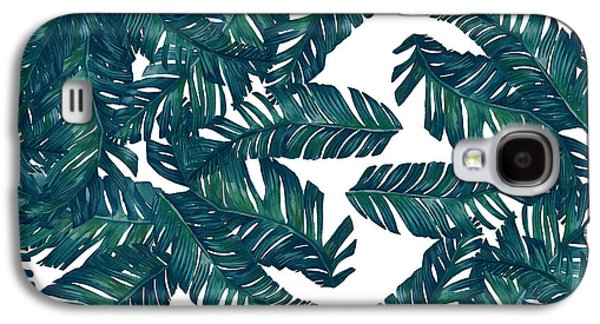 Palm Tree 7 Galaxy S4 Case by Mark Ashkenazi
