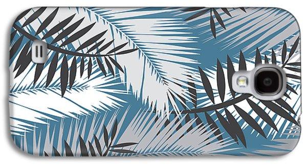 Fantasy Galaxy S4 Case - Palm Trees 10 by Mark Ashkenazi