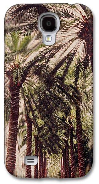 Palmtree Galaxy S4 Case