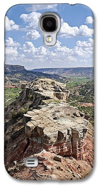 Palo Duro Canyon Galaxy S4 Case