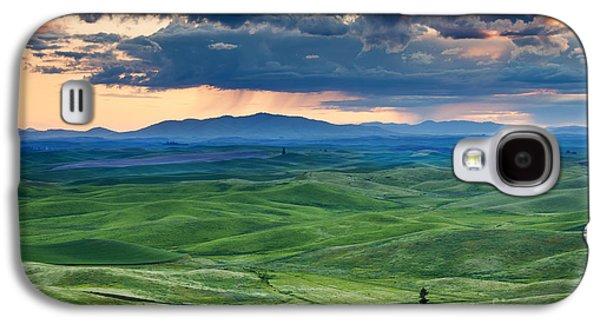 Palouse Storm Galaxy S4 Case