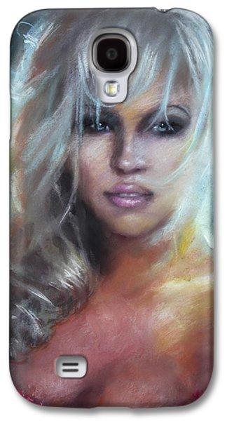 Pamela Anderson Galaxy S4 Case