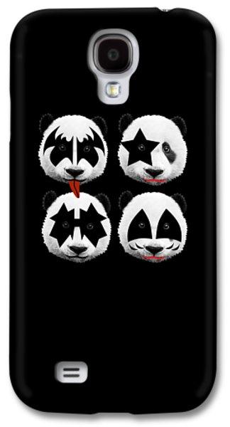 Panda Kiss  Galaxy S4 Case