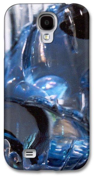 Panel 2 From Swirl Galaxy S4 Case by Steve Karol