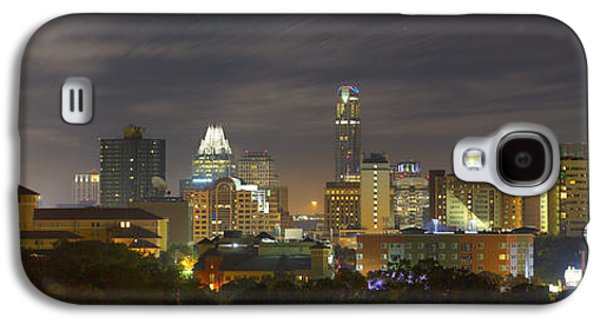 Panorama Of The Austin Skyline On A September Morning Galaxy S4 Case