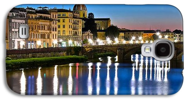 Panoramic Florence Italy Galaxy S4 Case