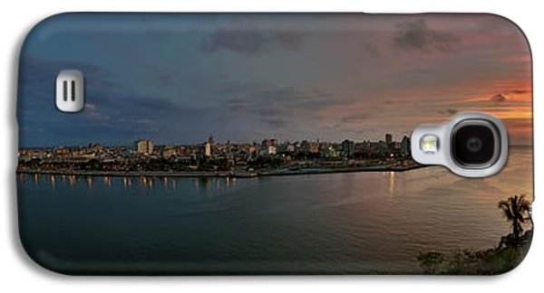 Panoramic View Of Havana From La Cabana. Cuba Galaxy S4 Case