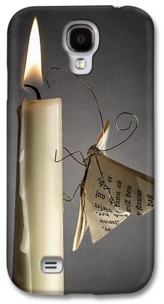 Paper Butterfly Galaxy S4 Case by Nailia Schwarz