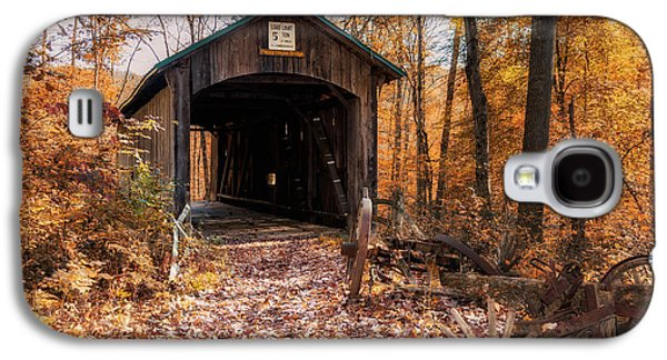 Pappy Hayes Covered Bridge Galaxy S4 Case