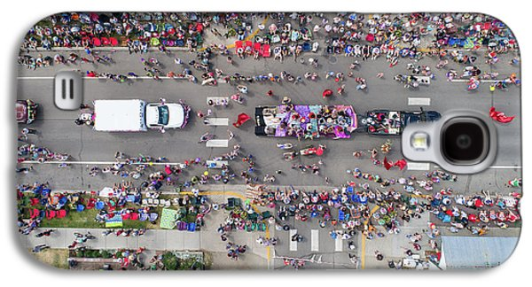 Parade From Above Galaxy S4 Case