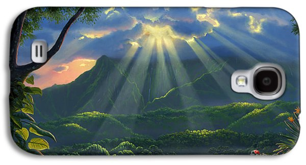 Paradise Found Galaxy S4 Case