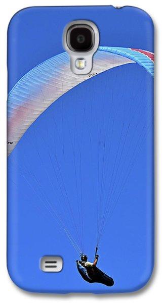 Paragliding No. 279-1 Galaxy S4 Case by Sandy Taylor