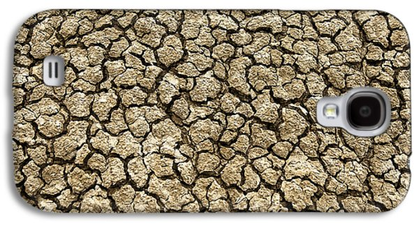 Parched Soil Galaxy S4 Case by Todd Klassy