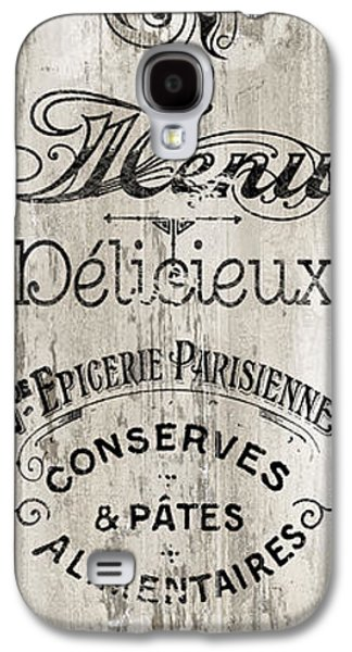 Paris Bistro II Galaxy S4 Case by Mindy Sommers