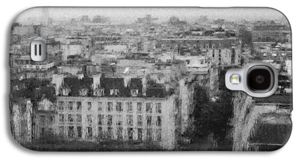 Paris In The Rain  Galaxy S4 Case