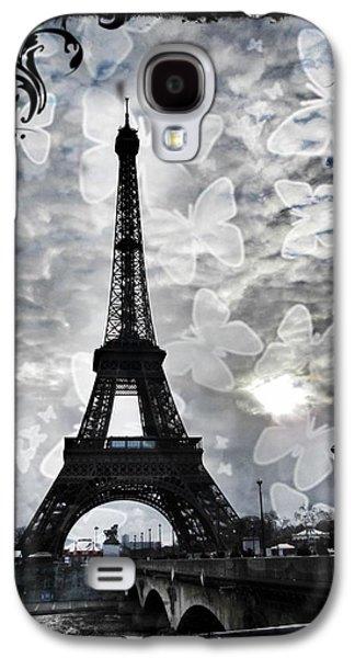 Paris Galaxy S4 Case by Marianna Mills