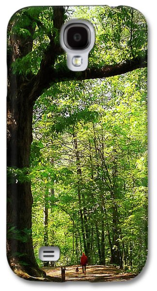 Paris Mountain State Park South Carolina Galaxy S4 Case