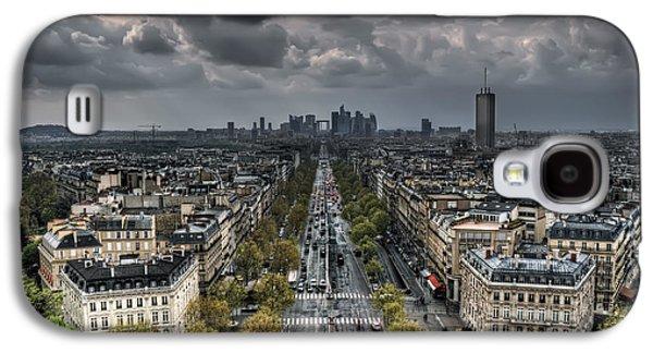 Paris No. 2 Galaxy S4 Case