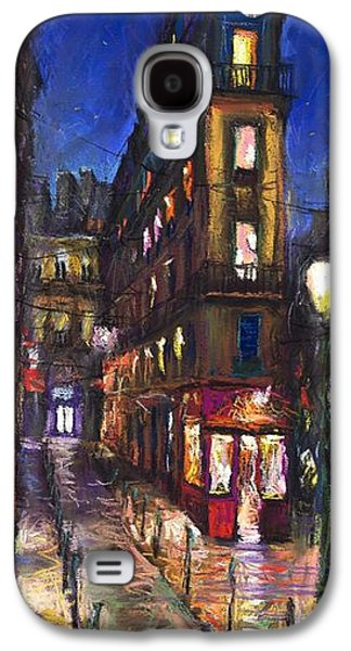 Paris Old Street Galaxy S4 Case