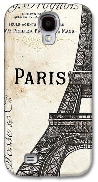 Paris, Ooh La La 1 Galaxy S4 Case by Debbie DeWitt