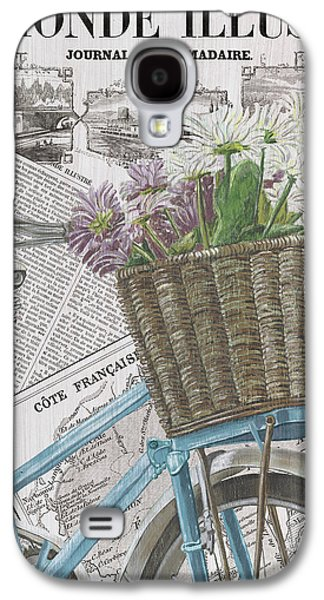 Paris Ride 1 Galaxy S4 Case by Debbie DeWitt