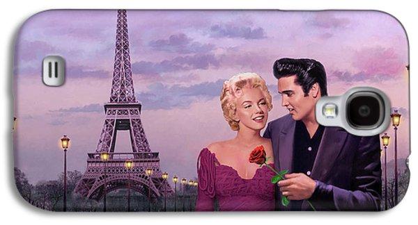 Paris Sunset Galaxy S4 Case by Chris Consani