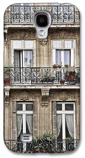 Paris Windows Galaxy S4 Case by Elena Elisseeva