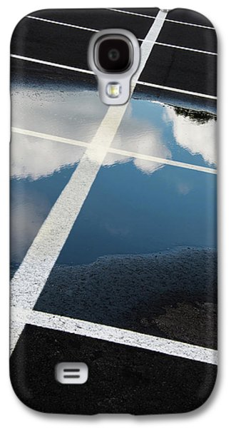 Parking Spaces For Clouds Galaxy S4 Case