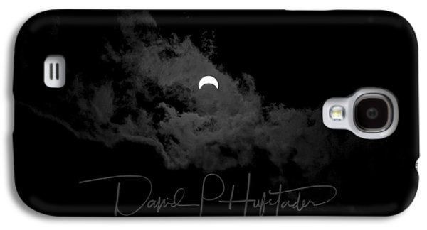 Partial Eclipse, Signed. Galaxy S4 Case