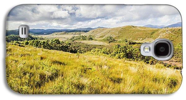 Parting Creek Regional Reserve Tasmania Galaxy S4 Case by Jorgo Photography - Wall Art Gallery