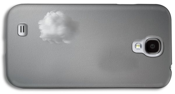 Partly Cloudy Galaxy S4 Case by Scott Norris