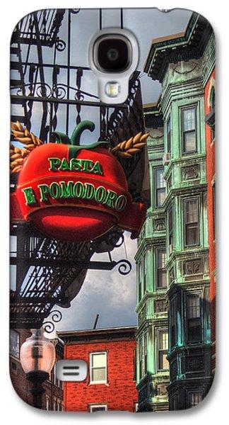 Pasta E Pomodoro - Boston North End Galaxy S4 Case