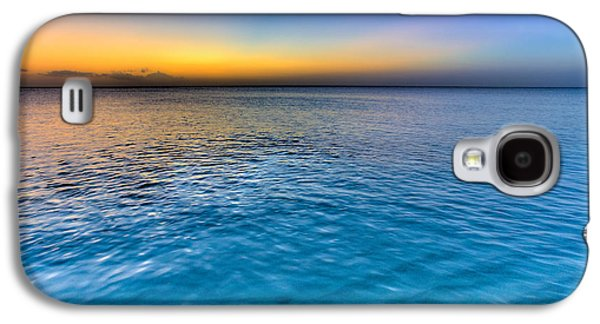 Pastel Ocean Galaxy S4 Case by Chad Dutson