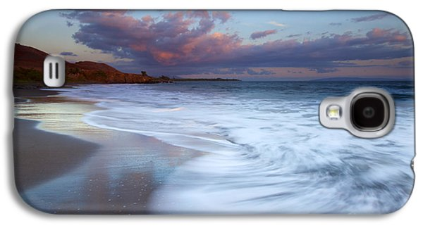 Pastel Sunset Tides Galaxy S4 Case