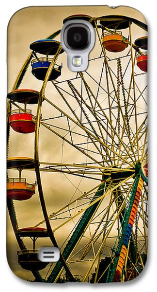 Wizard Galaxy S4 Case - Patch Of Blue by Bob Orsillo